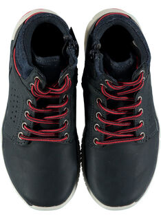 Zapatillas de color azul marino para niño GGBASOLE / 19WK36I3D3F070