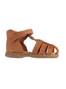Sandalias de color marrón JBGSANDMEL / 20SK38Z3D0E804