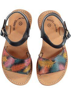 Sandalias de color azul marino JFSANDPALM / 20SK35ZDD0E070