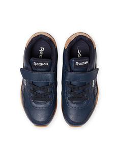 Zapatillas Reebok de color azul marino con detalles marrones para niño MOG58316 / 21XK3644D36070