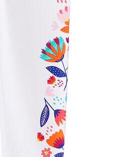 Mallas de color blanco JYAMARLEG / 20SI01P1CAL000