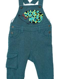 Peto de rayas para bebé niño JUCLOSAL / 20SG1011SAL716