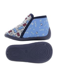 Baby boy's boot slippers CBGBOTCAR / 18SK38X1D0A943
