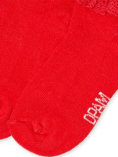 Calcetines para bebé niña LYIJOSOQDEN4 / 21SI0945SOQF505