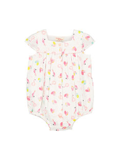 Pelele para bebé niña FICUBAR / 19SG09N1BAR000