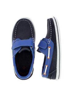 Blue Loafers CGBATVEL / 18SK36W1D4NC218