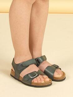Sandalias de color gris JGNUBOUCLG / 20SK36ZAD0E940