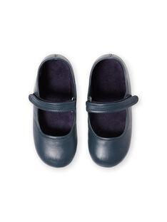 Babies de color azul marino para niña GFBELFILL2 / 19WK35E1D07070