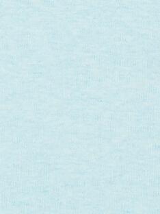Heathered blue BODY SUIT KEGABODMAR / 20WH1492BDL222