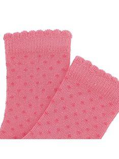 Baby girls' mid length socks CYIJOCHO6B / 18SI09RBSOQ099