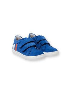 Zapatillas azules para niño LGBASBLEU / 21KK3632D3F701