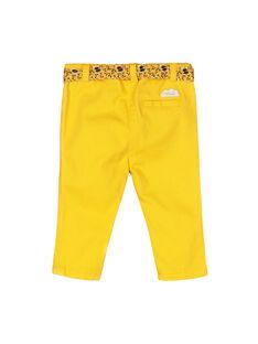 Pantalón para bebé niño FULIPAN1 / 19SG1021PAN412
