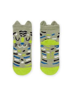 Calcetines con estampado de animal para bebé niño MYUKACHO / 21WI10I1SOQG622