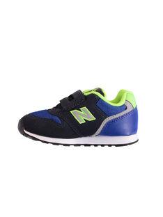Zapatillas de color azul marino New Balance IV996 para niño GBGIZ996DN / 19WK38P2D37C218