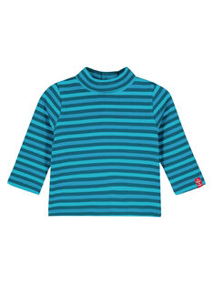 Jersey fino Azul Du Pareil Au Meme GUJOSOUP3 / 19WG10L3SPLC235