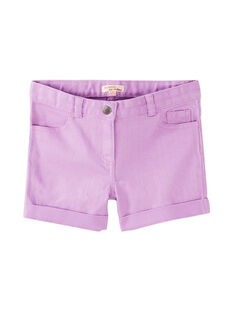Short vaquero de color rosa JAJOSHORT5 / 20S901T2D30322