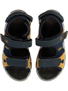 Sandalias de color azul marino JGSANDMAC / 20SK36Z2D0E070