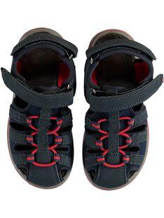 Sandalias de color azul marino JGSANDIMA / 20SK36Z5D0E070