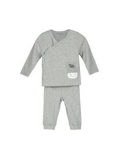Conjunto de 3 piezas para bebé unisex FOU1ENS1 / 19SF7712ENS943