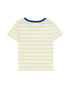 Vanilla T-shirt JUJOTI4 / 20SG10T4TMC114