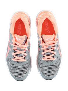 Zapatillas de color gris Asics para niña GFJOLT2P / 19WK35P1D4Q940