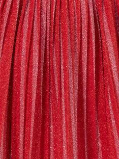 Falda plisada de rayas LAROUJUP1 / 21S901K2JUPF517