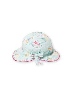 Sombrero azul para bebé niña LYIVERCHA / 21SI09Q1CHAG622