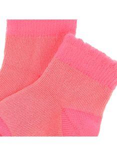 Baby girls' mid length socks CYIJOCHO11B / 18SI09SASOQ313