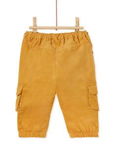 Brown PANTS KUREPAN3 / 20WG10G1PANI807